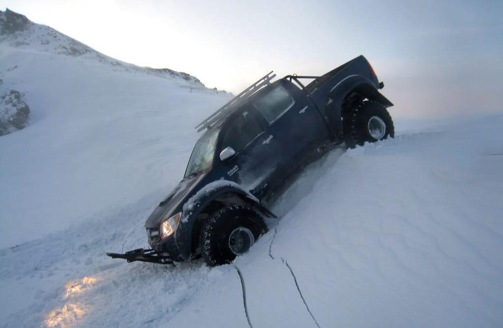 Arctic Scale Trucks? - RCCrawler