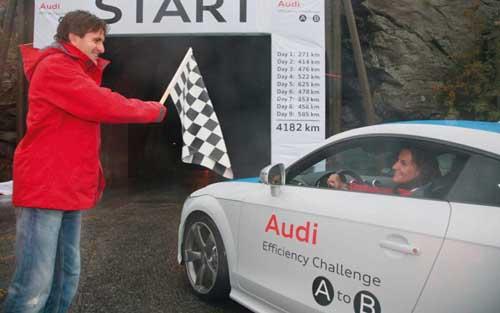 Audi Efficiency Challenge 2009
