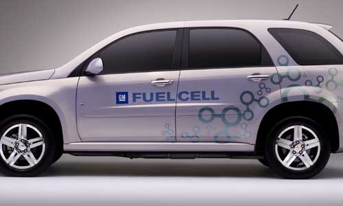 Chevrolet Equinox de hidrógeno