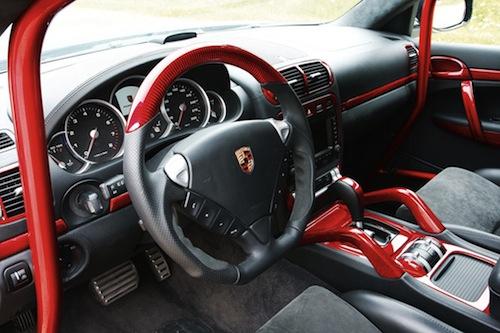 ENCO Gladiator Porsche Cayenne Biturbo 700 GT