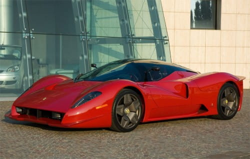 Ferrari P4/5 by Pinifarina, de James Glickenhaus