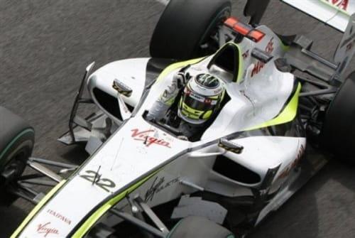 Jenson Button, Campeón del Mundo F1 2009