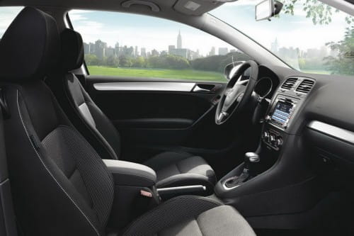 VW Golf VI 2010 (USA)