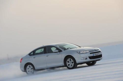 Citroën C5 y su control de tracción inteligente