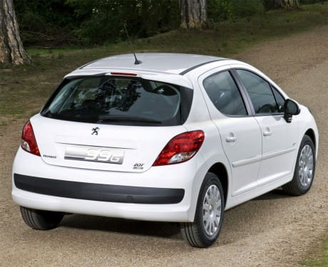 Peugeot 207 HDi 99g