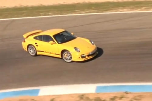 Porsche 911 Turbo 2010, prueba de Autocar