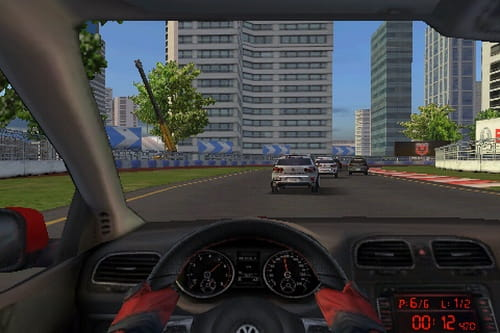 Real Racing GTI, para iPhone y iPod Touch