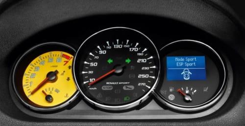 Renault Mégane RS 2010