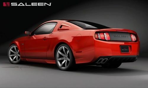 Saleen Mustang S281 2010
