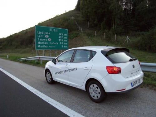 Seat Ibiza Ecomotive y Gerhard Plattner, nuevo récord de consumo
