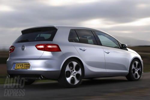 VW Golf VII, así será según Auto Express