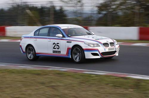 BMW presenta un M5 CSL único