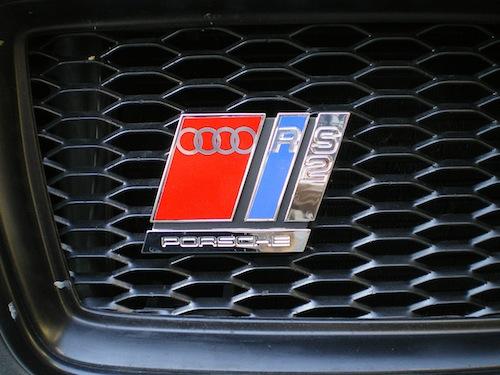 I Concentración Audi RS2 Audisport-Ibérica
