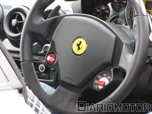 Mini-Prueba Ferrari F430 Scuderia