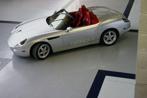 Ferrari 550 GTZ, Zagato vuelve a deslumbrar