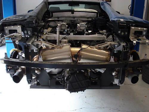 Heffner Lamborghini Gallardo Superleggera Twinturbo