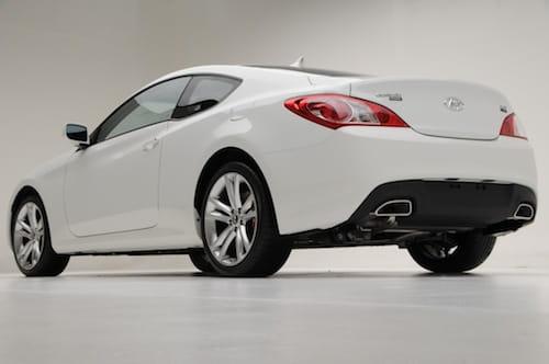 Hyundai Genesis Coupe 2.0 Turbo R