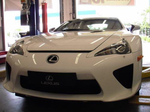 Lexus LFA, desvelado en un vídeo antes de Tokyo