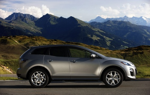 Mazda CX-7 2010