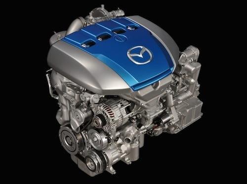 Mazda SKY-D