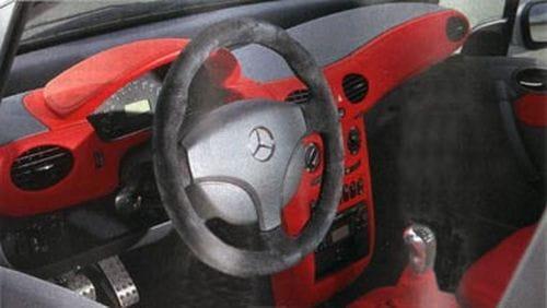 Mercedes A 190 Twin, dos motores y el doble de diversión