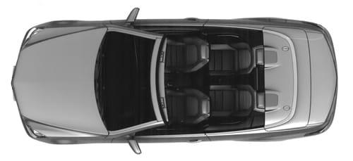 Mercedes E Cabrio 2010