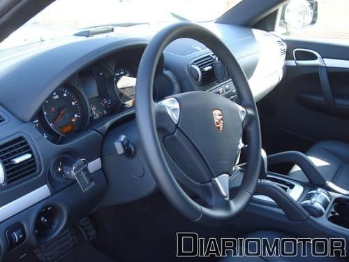 Prueba del Porsche Cayenne Diésel 3.0 V6