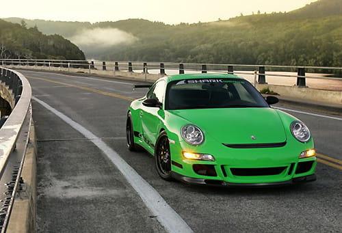 Porsche 911 GT3 RS SharkWerks