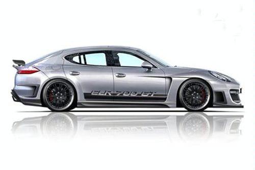 Porsche Panamera CLR 700GT