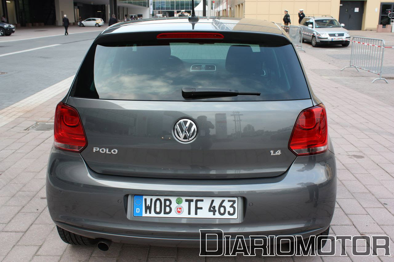 prueba de contacto del volkswagen polo 1 4 sport foto 11 de 12. Black Bedroom Furniture Sets. Home Design Ideas