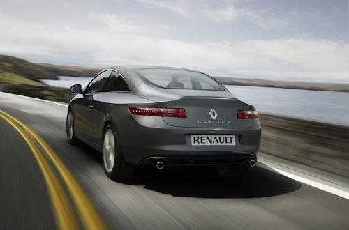 Renault Laguna Coupé 2010
