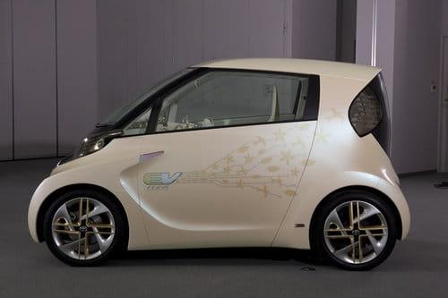 Toyota FT-EV-II-Concept