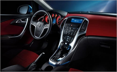 Buick Excelle 2010