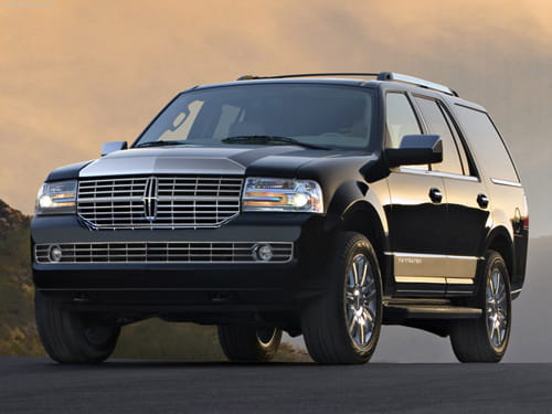 Los inmensos SUV americanos