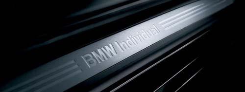 BMW vehículos de representación