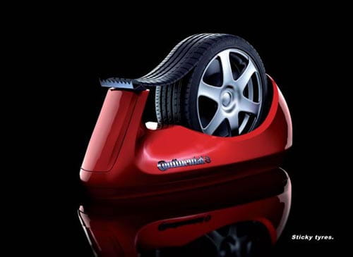 Neumáticos anchos o estrechos
