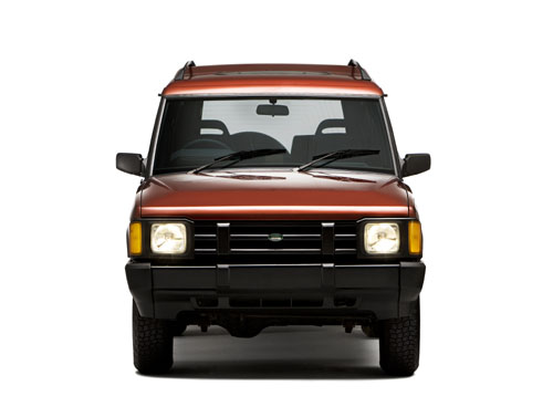 Land Rover Discovery cumple 20 años