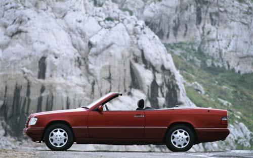 Mercedes Benz W124 1984-1996 (Clase E)