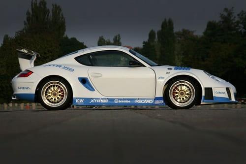 Porsche Cayman S X-Wide