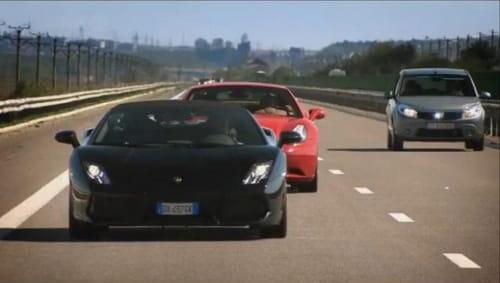 Top Gear en Rumanía