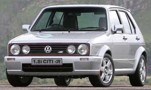 VW Golf Citi Mk I