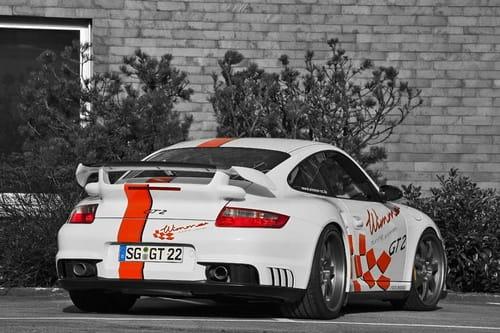 Wimmer 911 GT2 Speed Biturbo