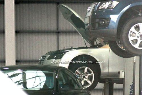 Audi A7, primeras fotos espía sin camuflaje