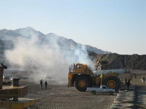 ¿Cómo se construye un dumper gigante Belaz?