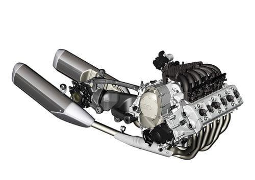Seis cilindros en línea para la BMW Concept 6