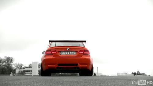 BMW da rienda suelta al M3 GTS en dos vídeos que quitan el hipo