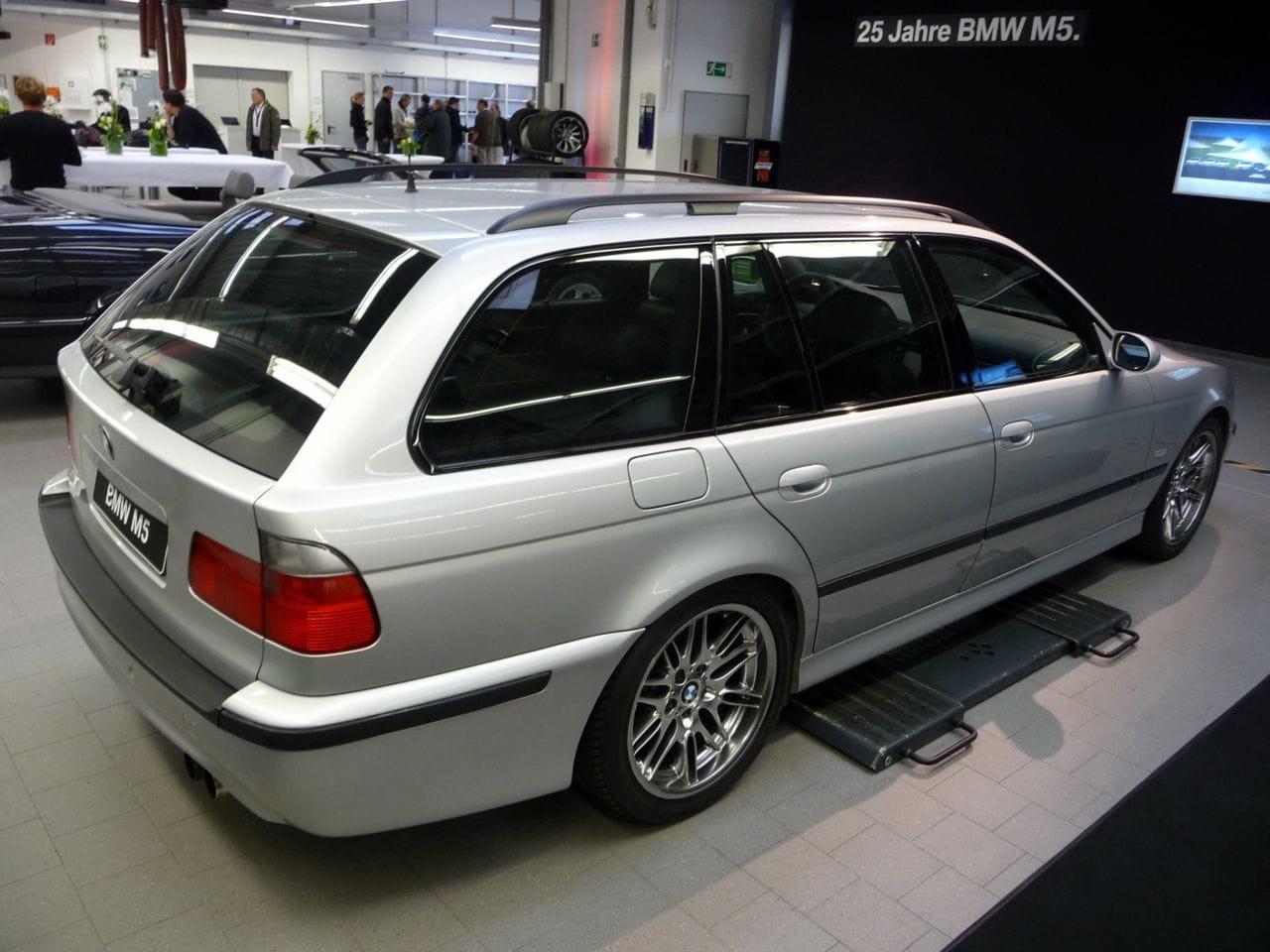 El Bmw M5 Touring E39 Que No Llego A Venderse Diariomotor