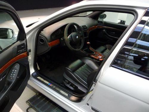 El BMW M5 Touring E39 que no llegó a venderse