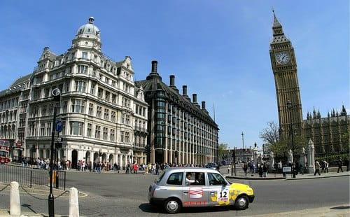 Subida del IVA en Reino Unido