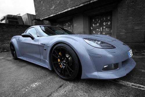 Corvette C6 BlackForceOne Loma Performance